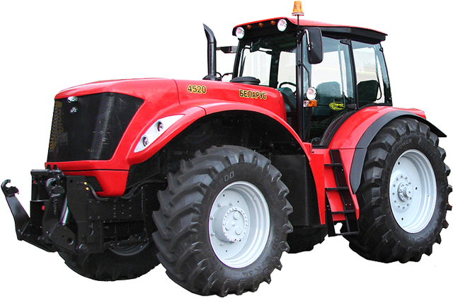 Трактор БЕЛАРУС-4520